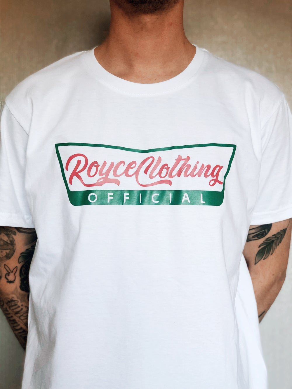 Image of *LIMITED EDITION* Krispy Royce tee
