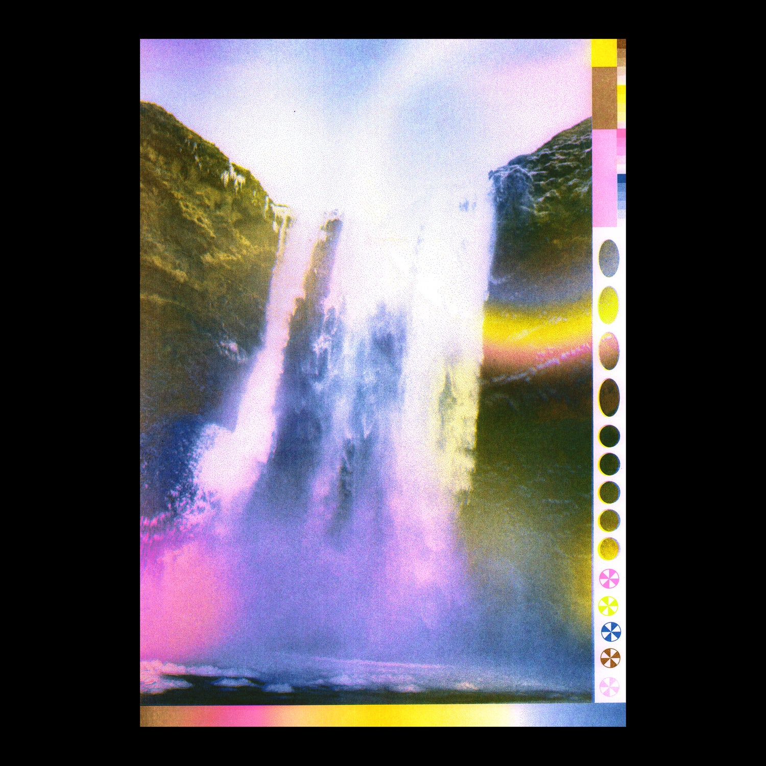 Image of Waterfall Print