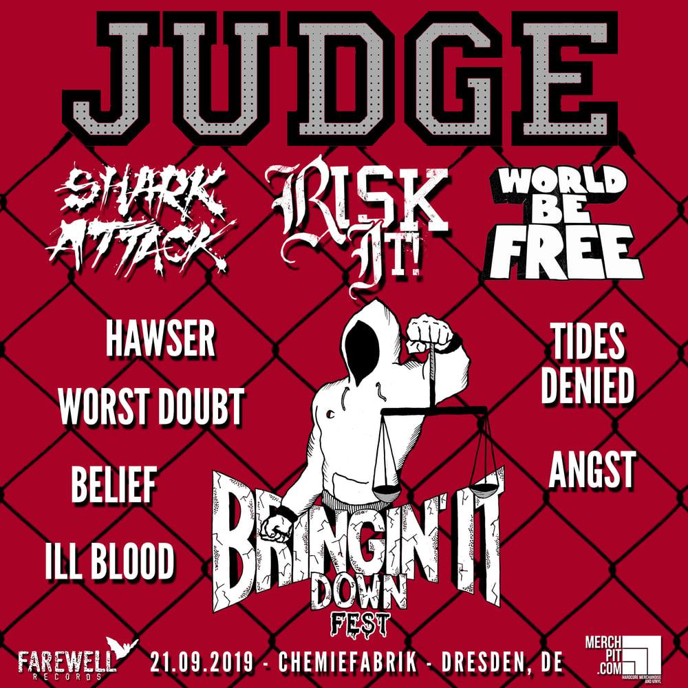 Image of Bringin' It Down Fest 2019 Ticket