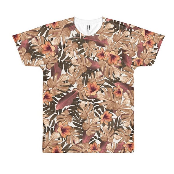Image of Golden Leaves 🍁 T-Shirt