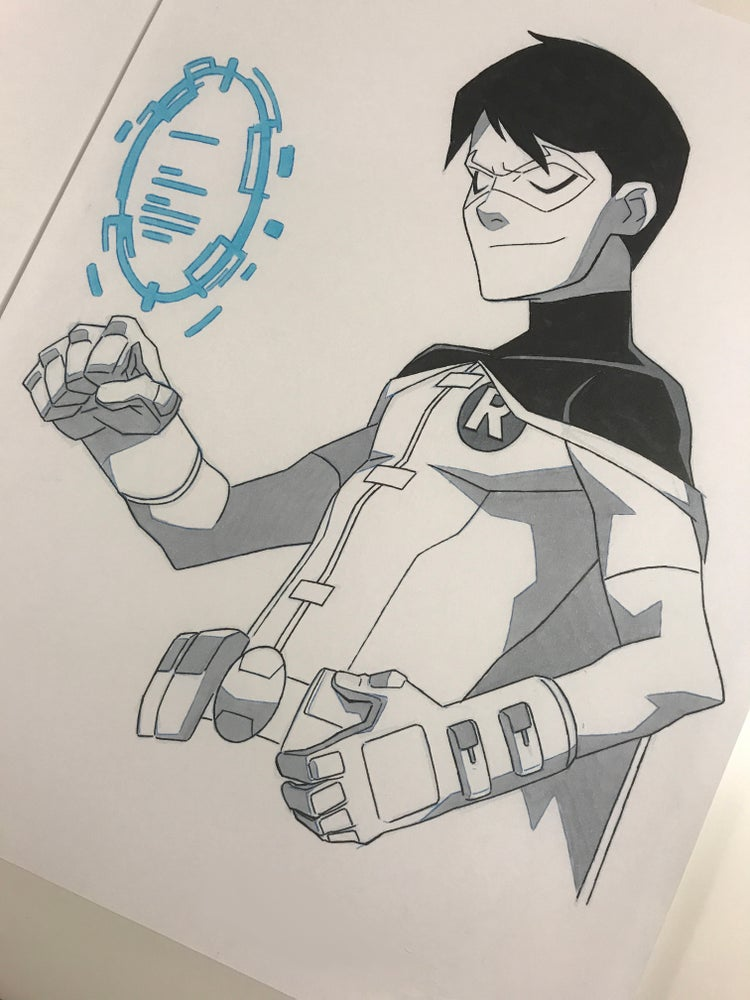 Image of Robin/Dick Grayson