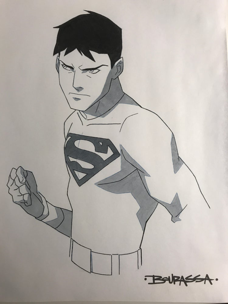 Image of Superboy 1