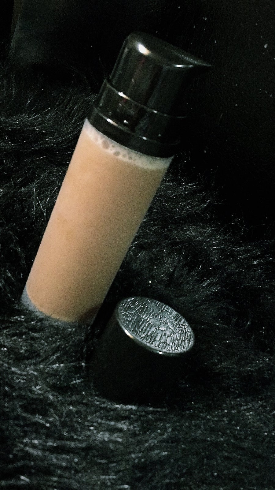 Image of African black soap face wash