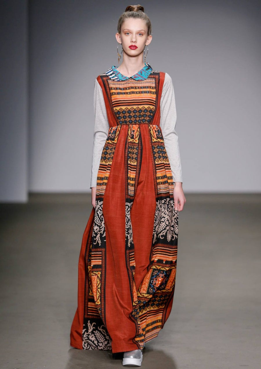Image of Marrakech maxi dress