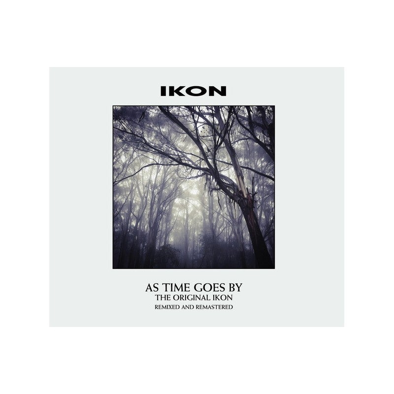 Image of IKON – AS TIME GOES BY (THE ORIGINAL IKON) (REMIXED AND REMASTERED) 2 CD