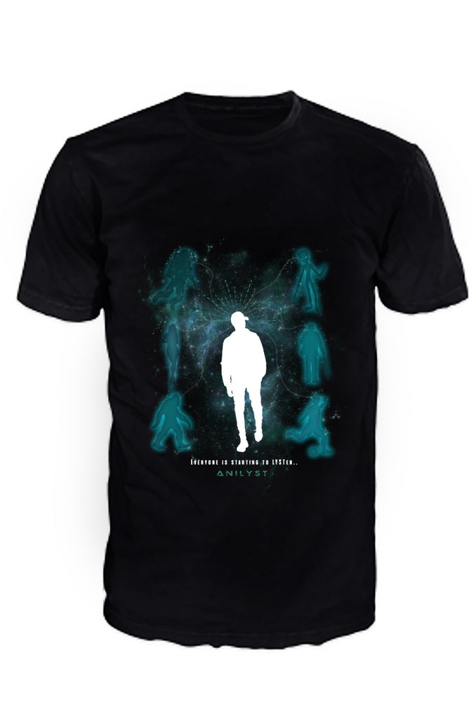 Image of LYSTener's United T-Shirts