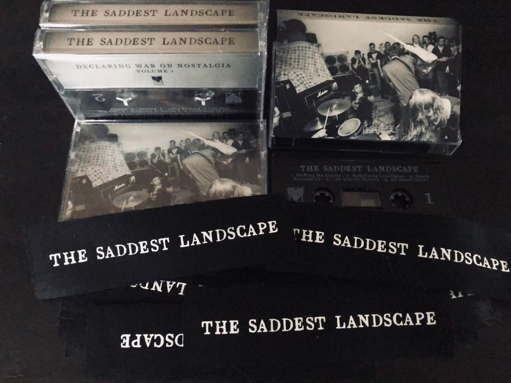 Image of THE SADDEST LANDSCAPE COMP TAPE: VOLUME ONE + PATCH