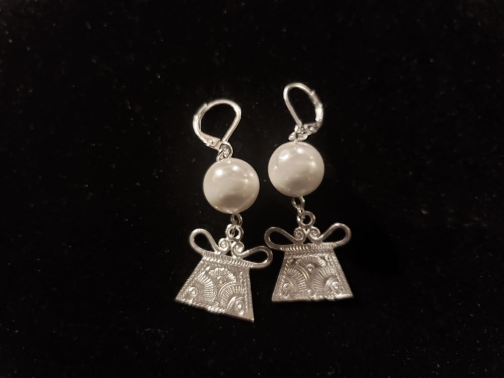 Image of Jewel of the Nile Earrings
