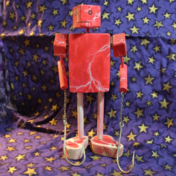 Image of Mighty Meatbot : Hook Hand Herman