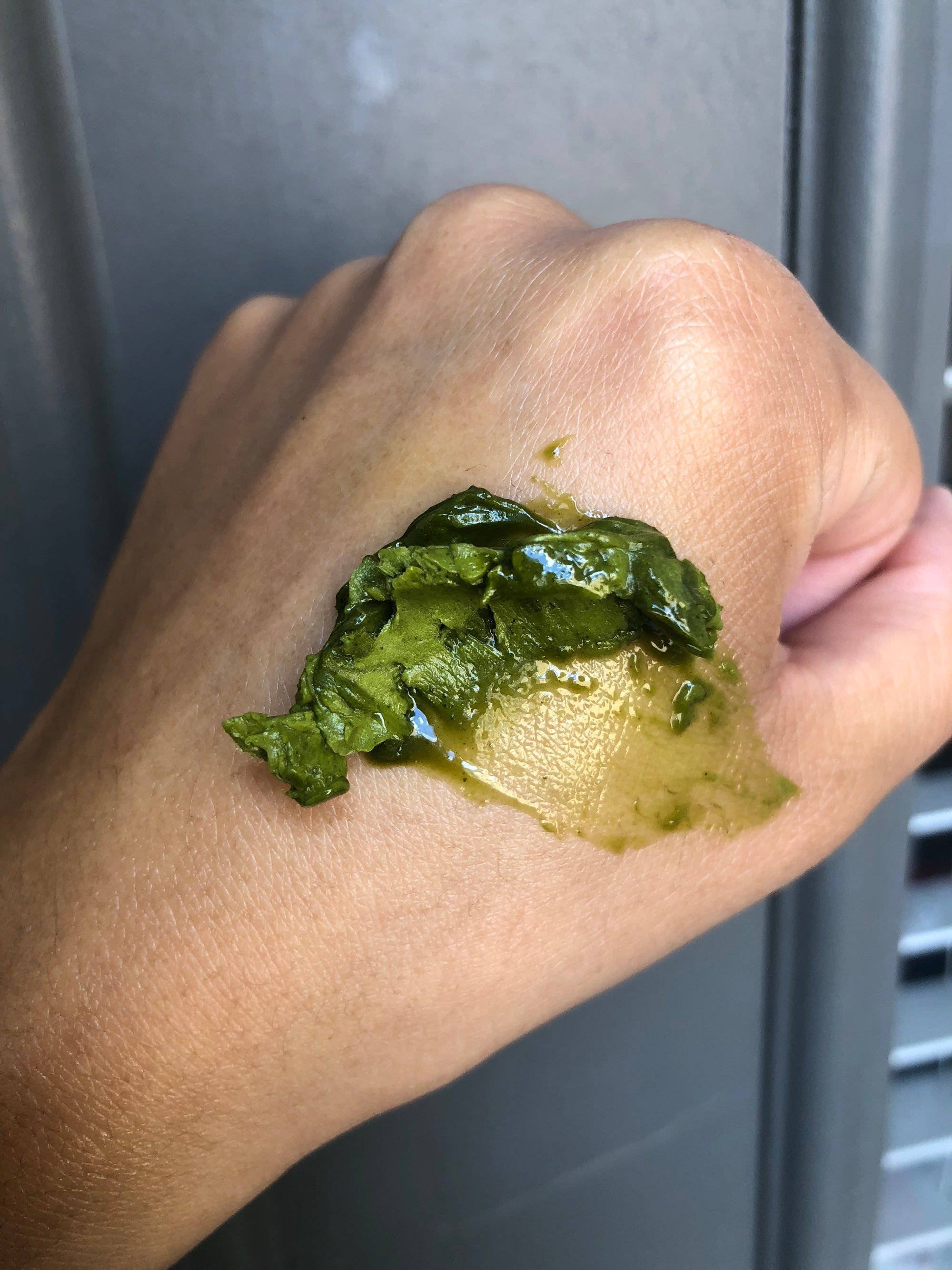 Image of Kale + Matcha Green Tea Mask