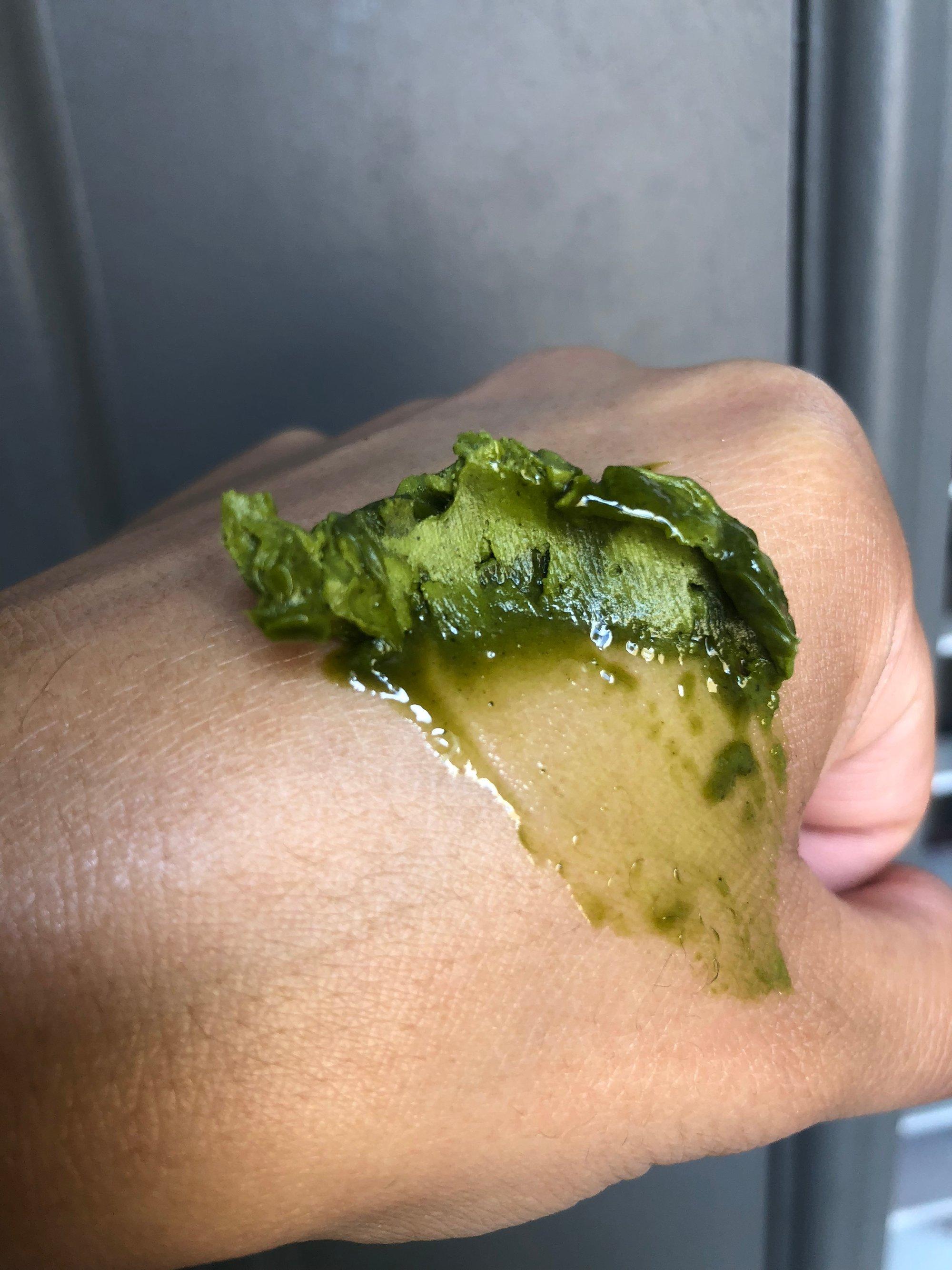 Image of Kale + Matcha Green Tea Mask