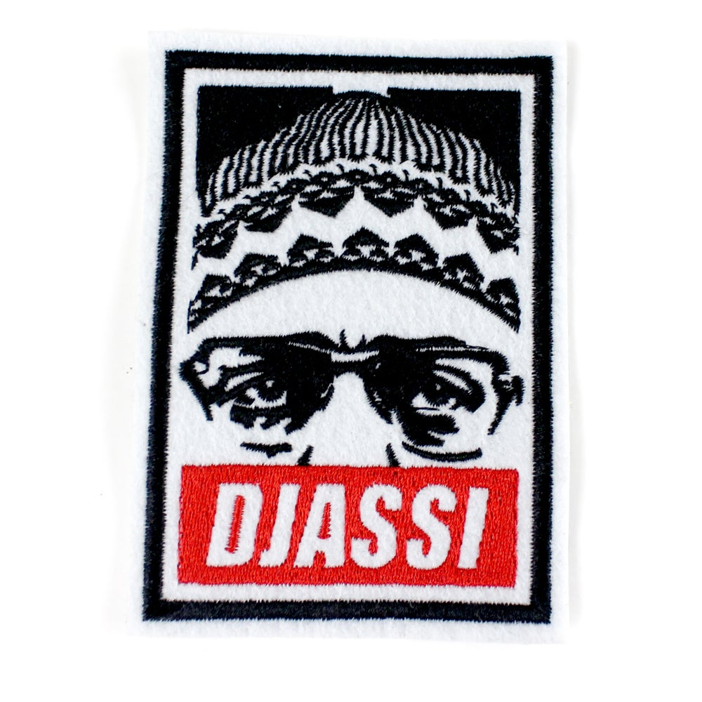 "Image of ""Abel Djassi"" Patch"