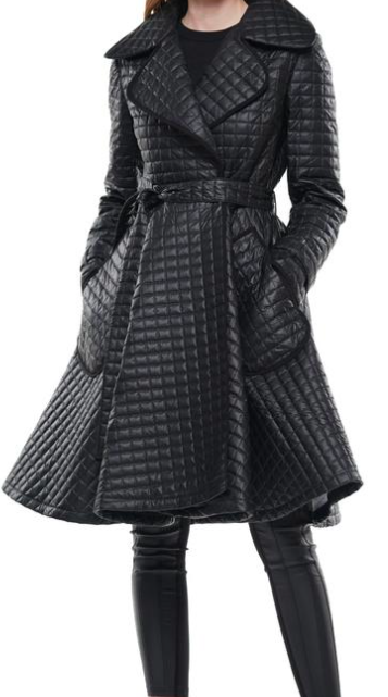 Image of Ballerina Trench Coat
