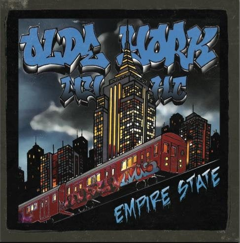 Image of Olde York - Empire State CD