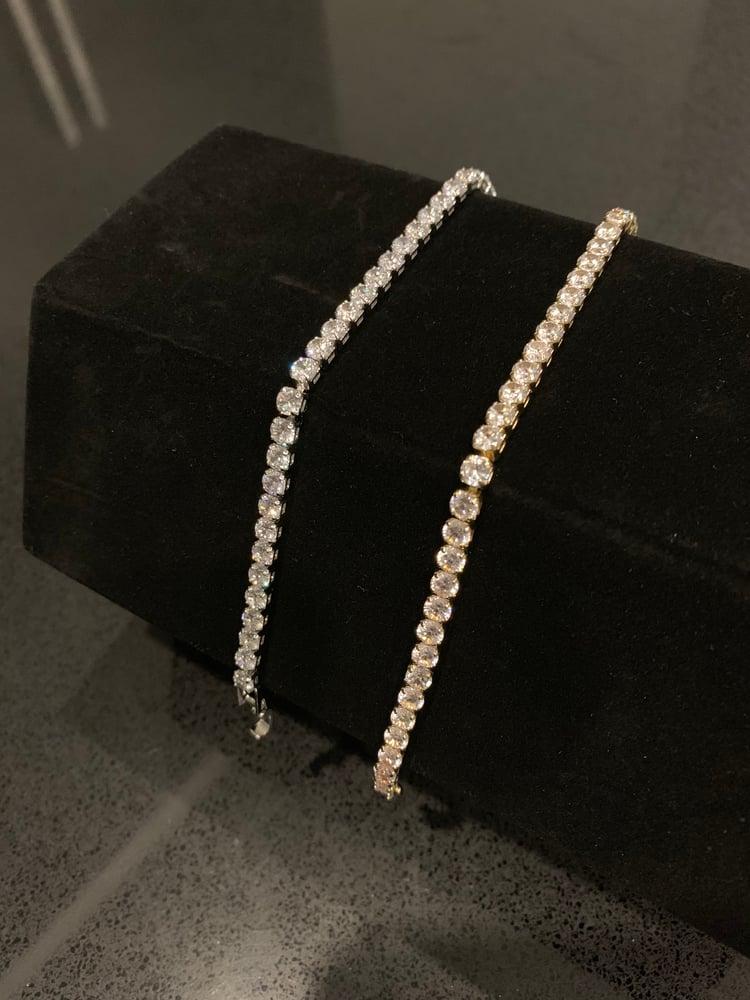 Image of Stellar Tennis Bracelet