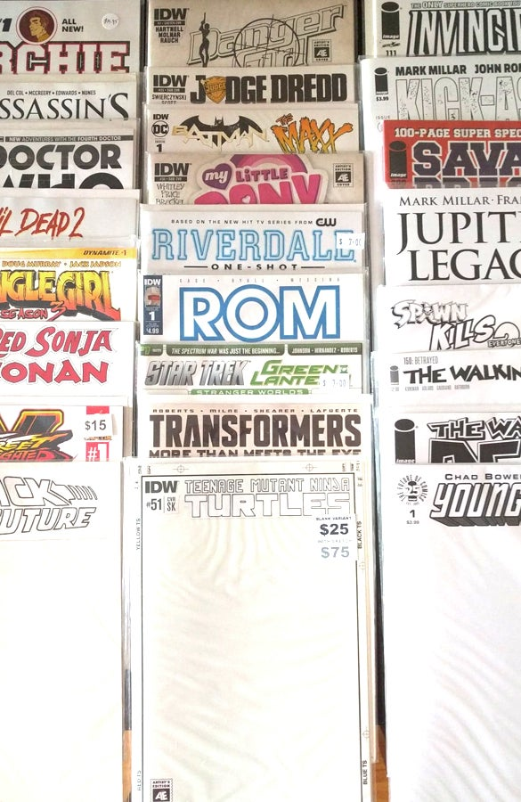 Image of Sketch Covers - OTHER