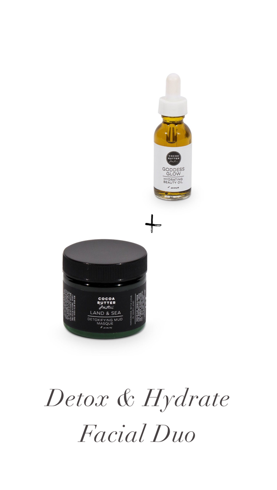 Image of Detox & Hydrate Facial Duo