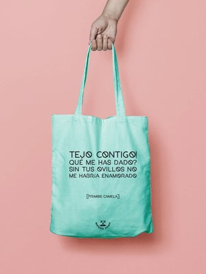 Image of Totebag Camela