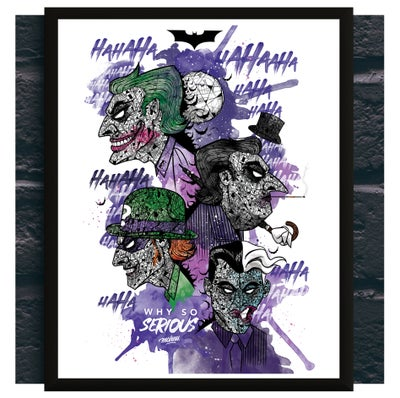 Image of ARKHAM FAMILY