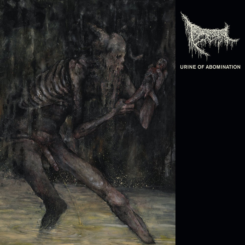 Image of Triumvir Foul • Urine Of Abomination (CD)