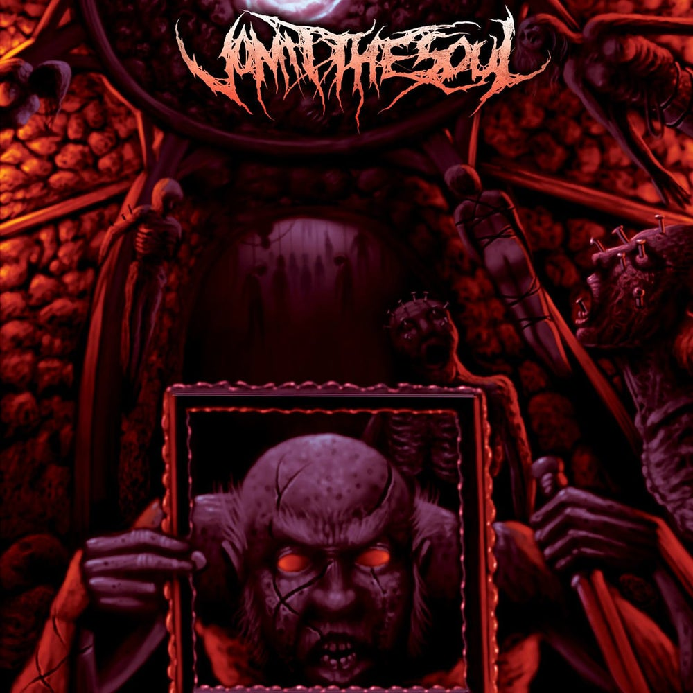 Image of Vomit The Soul - Portraits Of Inhuman Abominations MCD