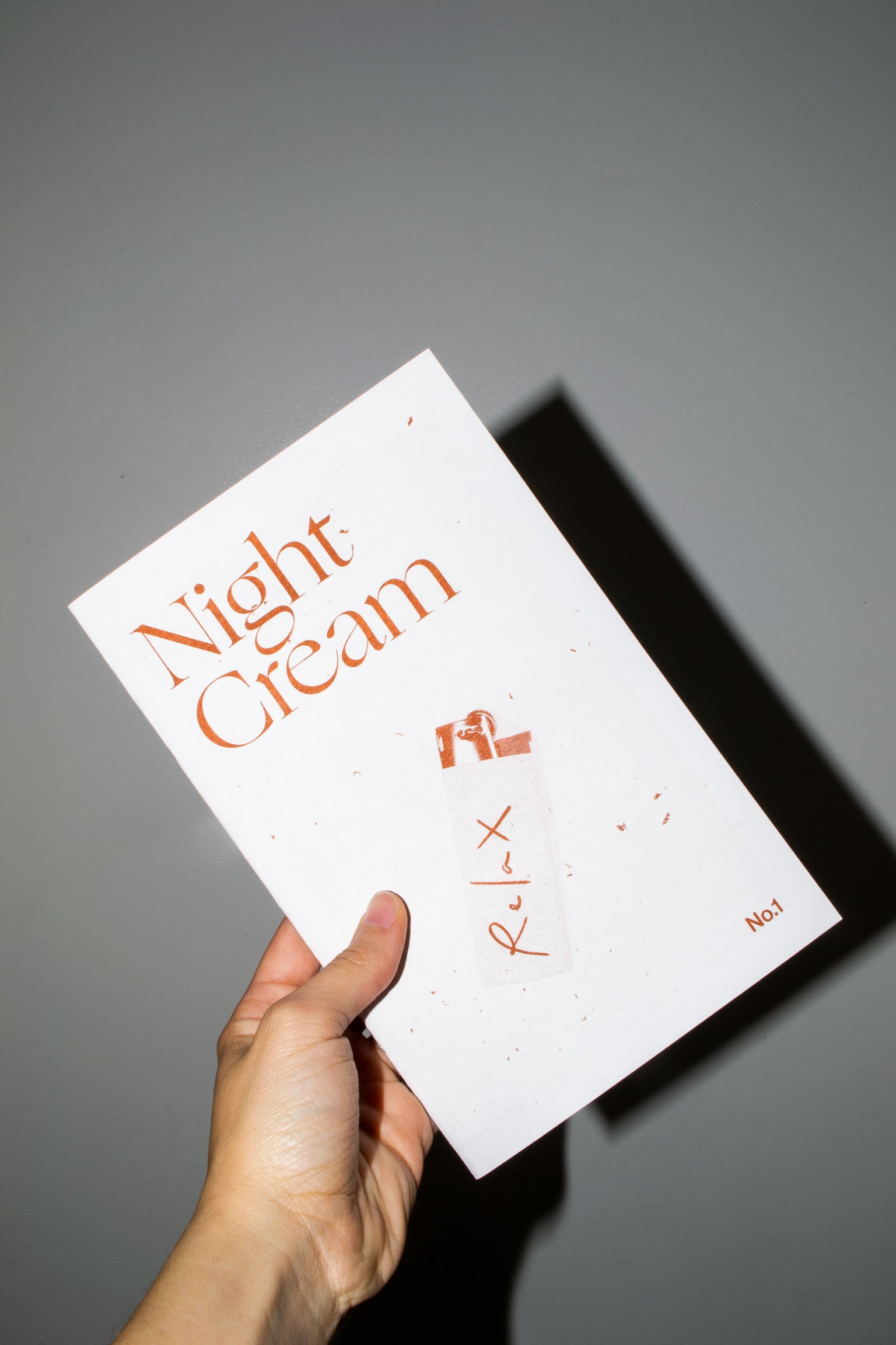 Image of NightCream Issue No.1
