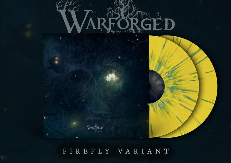 Image of WARFORGED - I: Voice - Gatefold Double LP [FIREFLY]