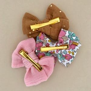 Image of Barrette Liberty Betsy Cupcake