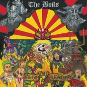 Image of SFU116 - THE BOILS - From The Bleachers LP *preorder*