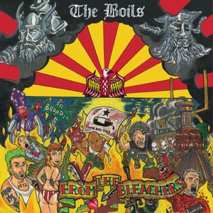 Image of SFU116 - THE BOILS - From The Bleachers LP
