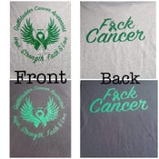 Image of Gallbladder Cancer Awareness t-shirt