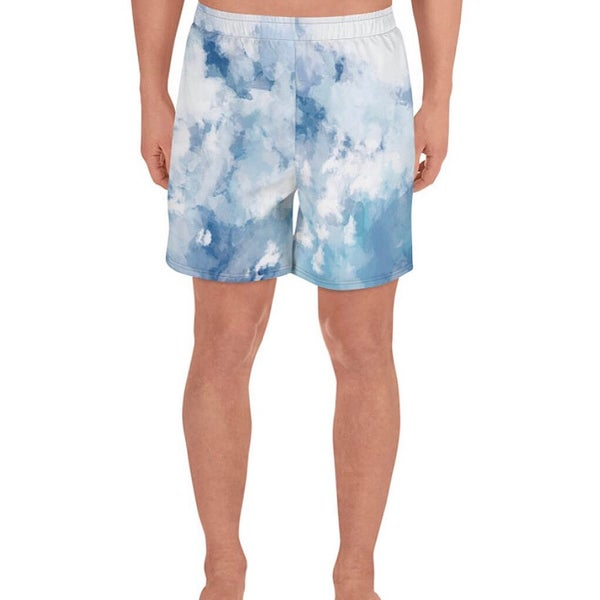 Image of Cloudy Waves Shorts