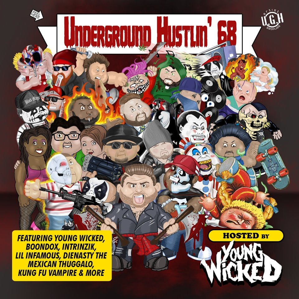 Image of UGH68 Hosted by Young Wicked