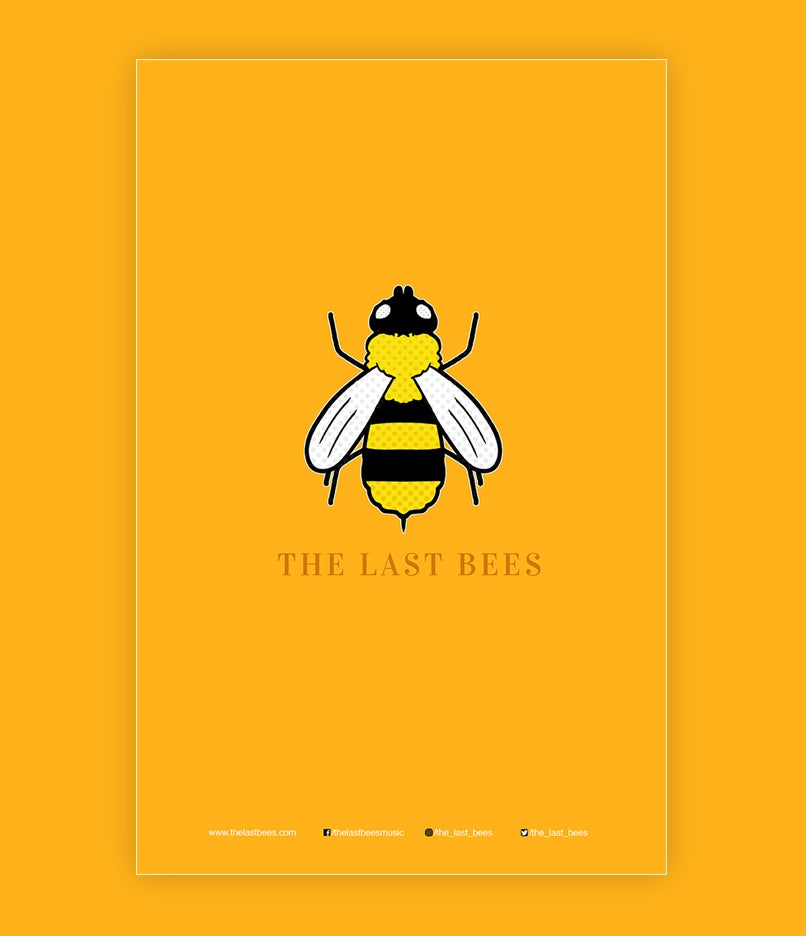 Image of The Last Bees Poster