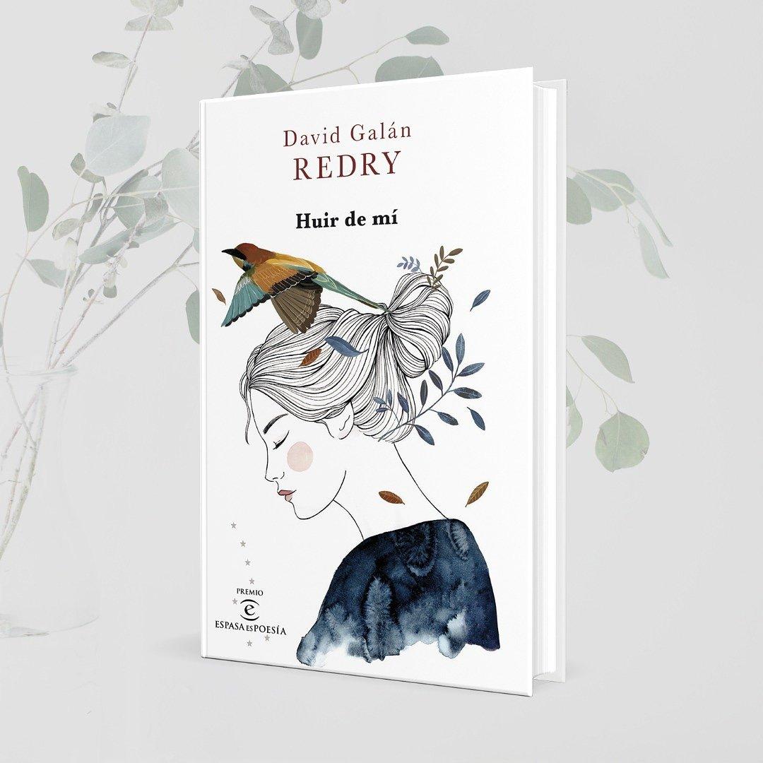 """Image of Libro dedicado """"Huir de mí"""""""