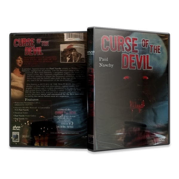 Image of Curse of the Devil (DVD)