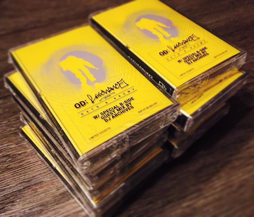 Image of OD: Resonance LP Audio Cassette