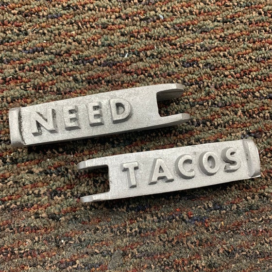 Image of Need Tacos pegs!