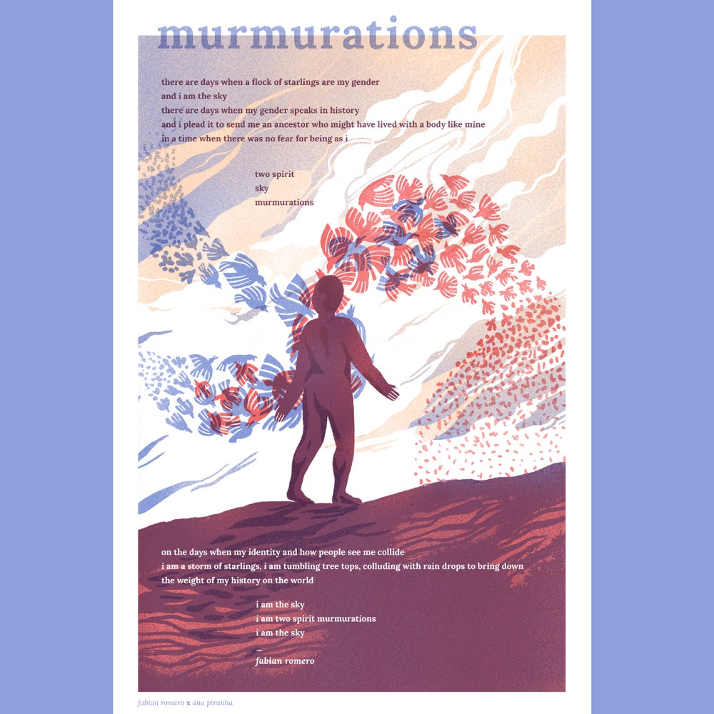 Image of Murmurations Poster