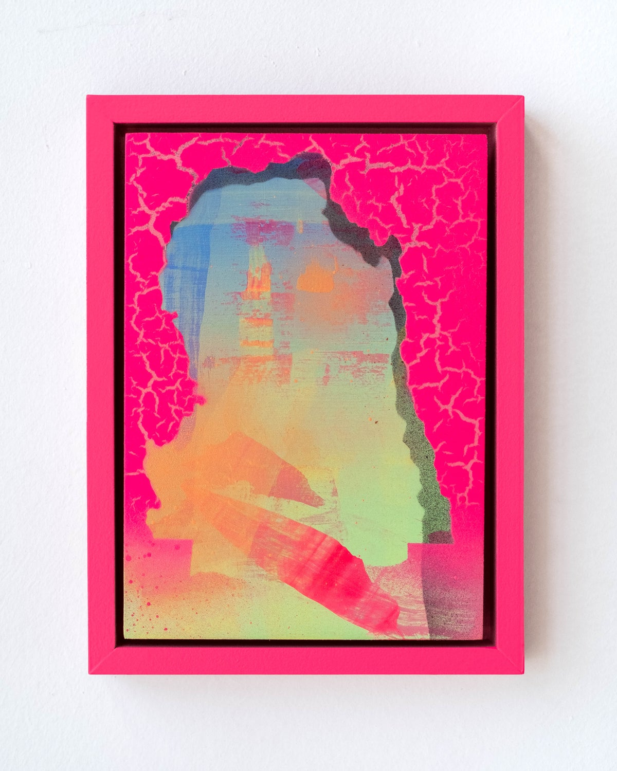 Image of Study in Hot Pink