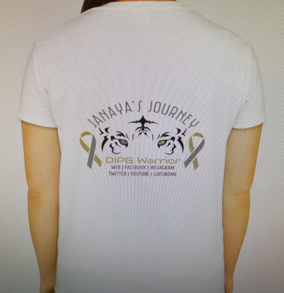 Image of Janaya's Journey T-Shirt - Woman