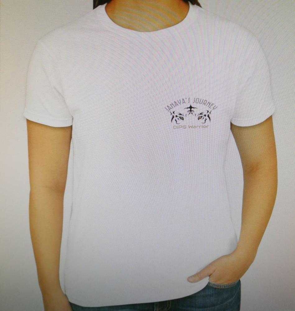 Image of Janaya's Journey T-Shirt - Woman