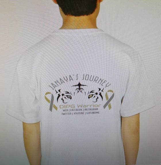 Image of Janaya's Journey T-Shirt - Youth