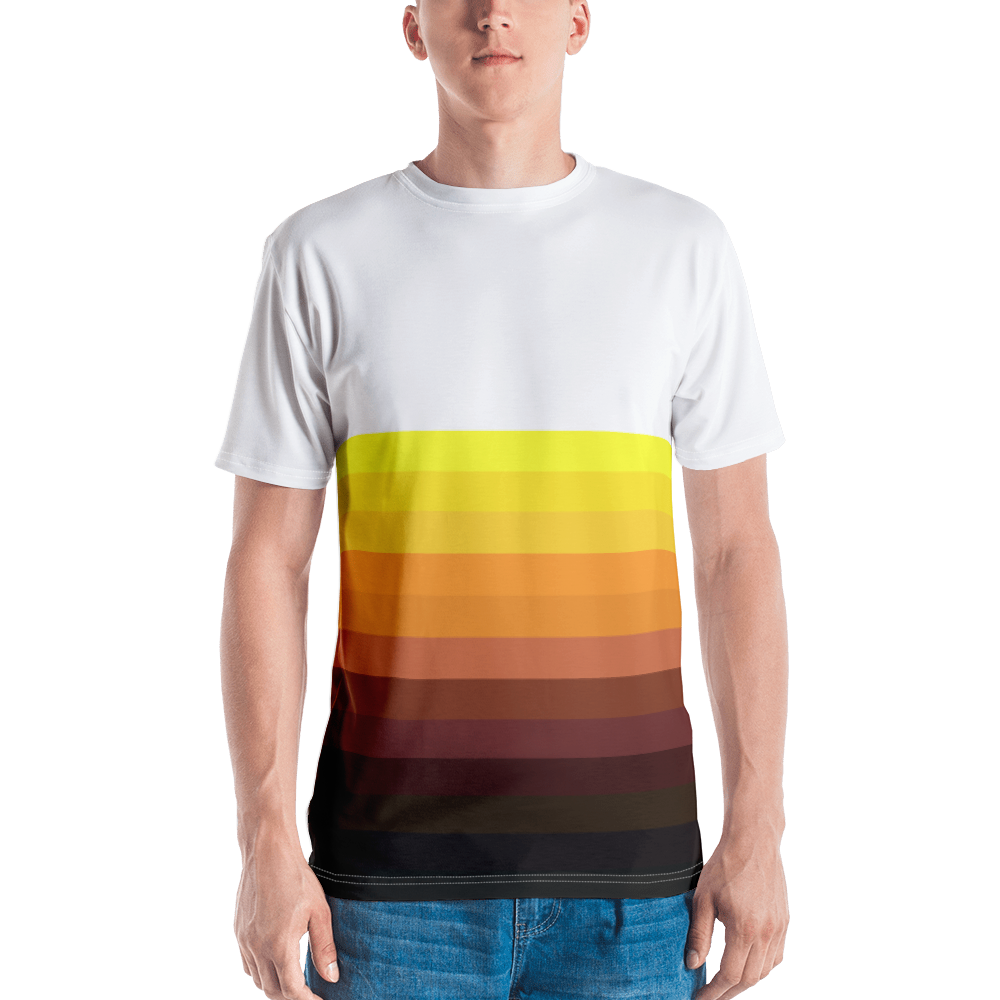 Image of SRM Rainbow t-shirt