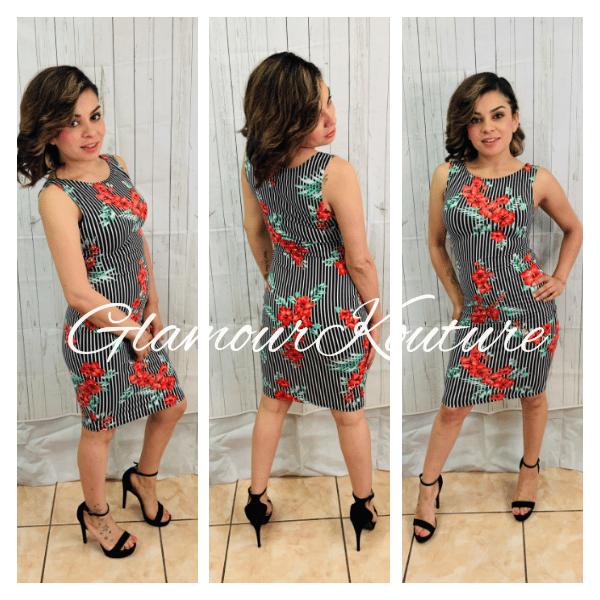 Image of Rebecca Midi Dress