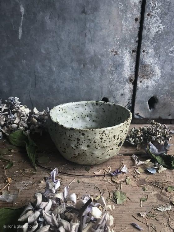 Image of finger print bowl iv