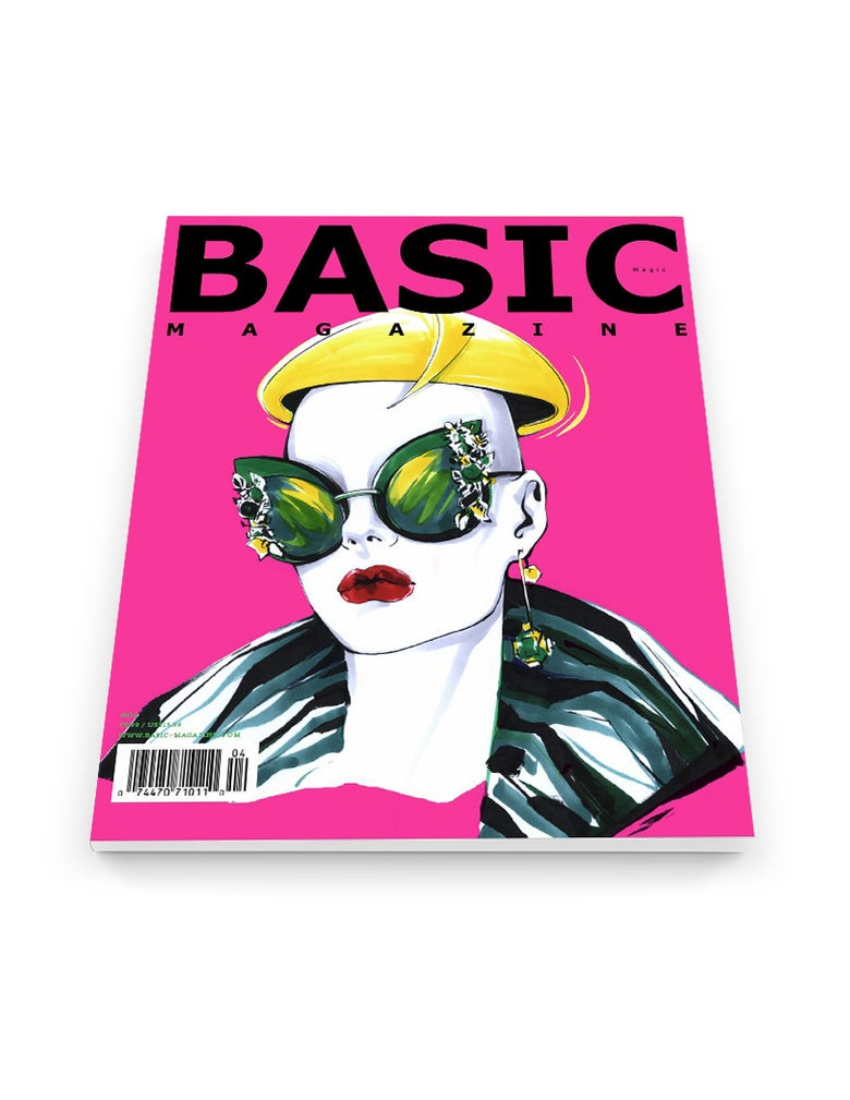 Image of BASIC Magic Issue – Alena Lavdosvakaya