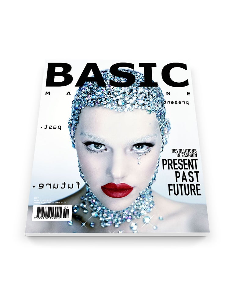 Image of BASIC ART COVER. Present. Past. Future.