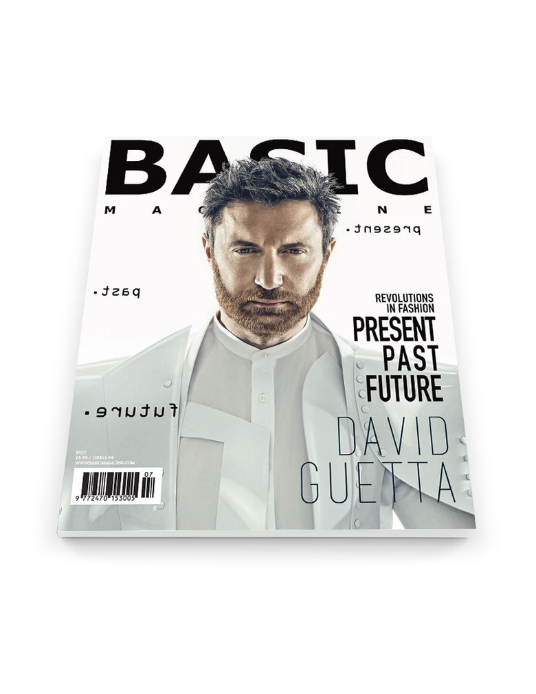 Image of BASIC DAVID GUETTA Present. Past. Future.