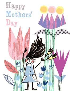 Image of Happy Mothers' Day, Card